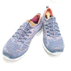 Skechers Women's Empire Sharp Thinking Sneaker